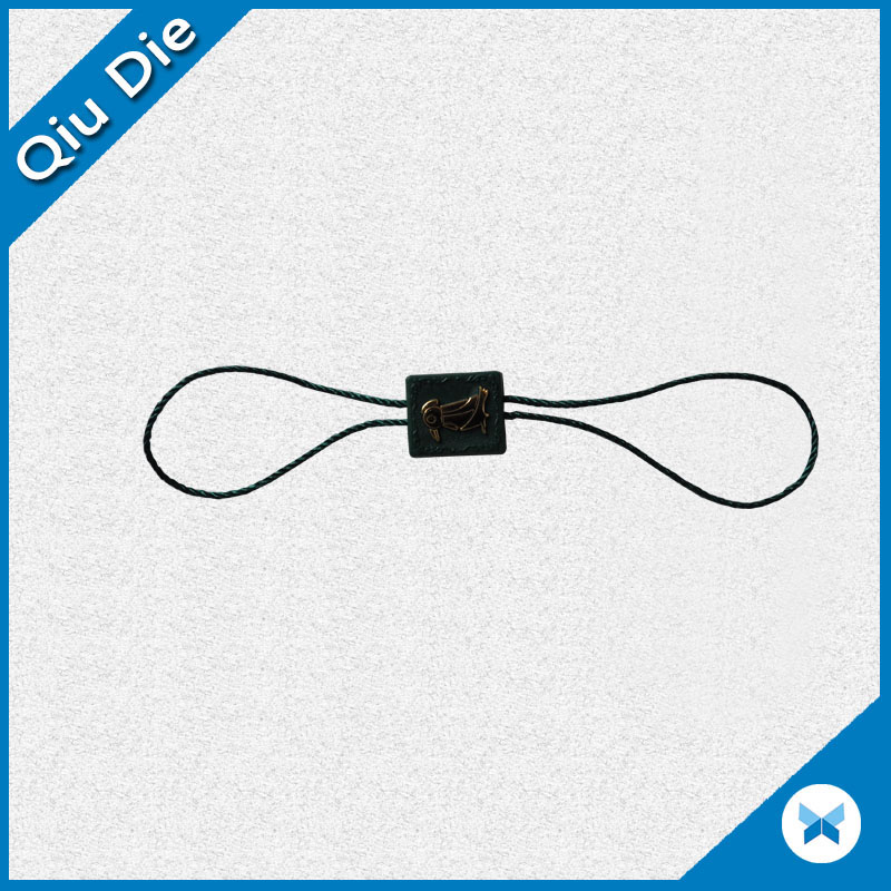 Hot Sell Embossed Plastic String Seal Tags