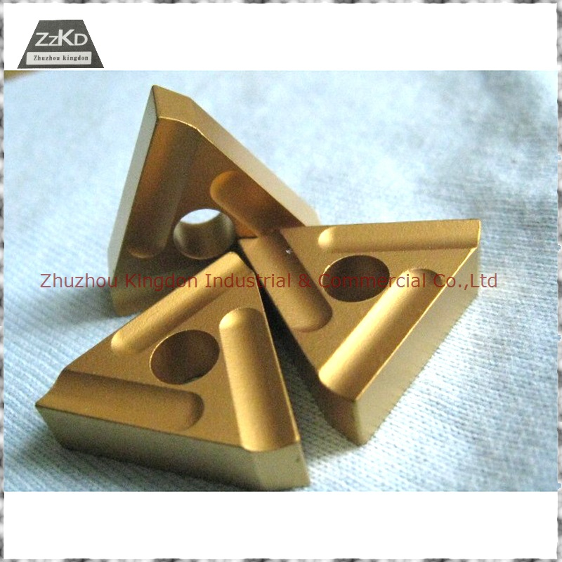 Tungsten Carbide Insert-Tungsten Carbide Cutting Tools-Tungsten Carbide Insert with Coating