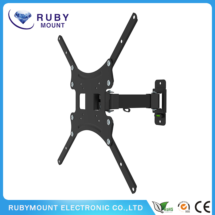 Full Motion TV Wall Mount Fits Most 14-55