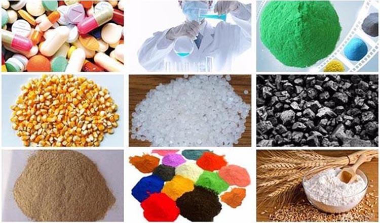 Sugar / Flour / Coffee / Malt / Powder Auger Screw Elevator Conveyors