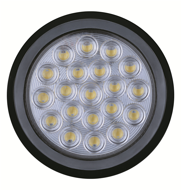 Round LED Taillight