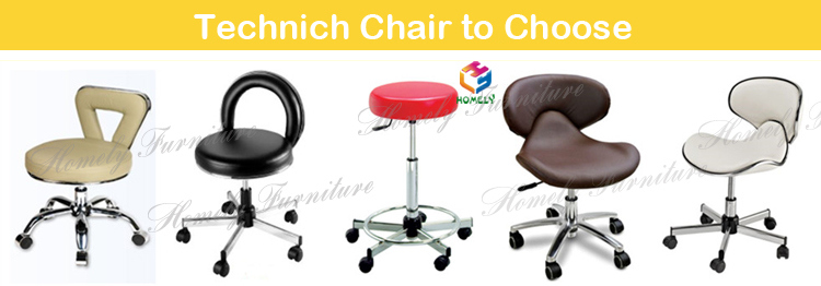 Cheap Hot Sell Style High Quality King Throne Chair Bench for Salon SPA Foot Massage