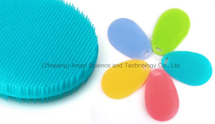 Multi-Functional Silicone Cleaning Brush Washing Brush Sb14