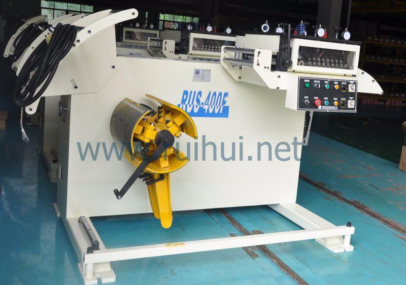 Straightener Machine Which Have Back up Rolls