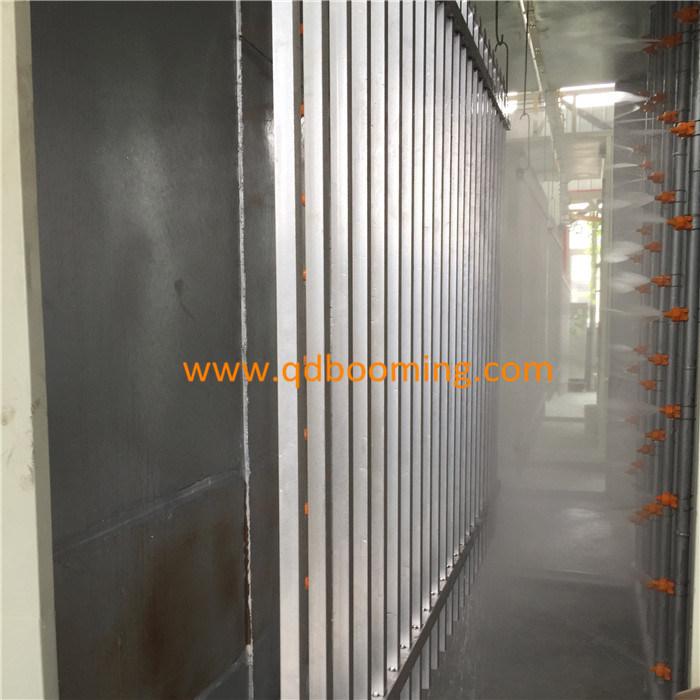 Ornamental Aluminum Spear Top Garrison Fence