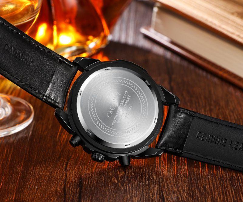2826mens Multi-Function Wristwatch