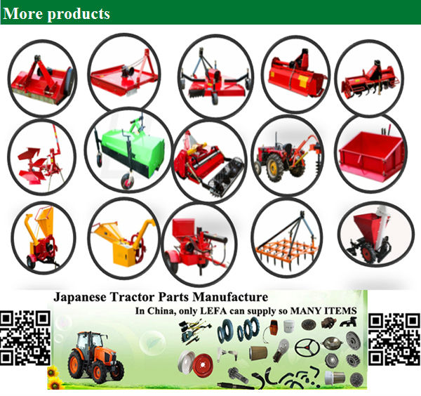 3 Point Tractor 2 Row Potato Planter
