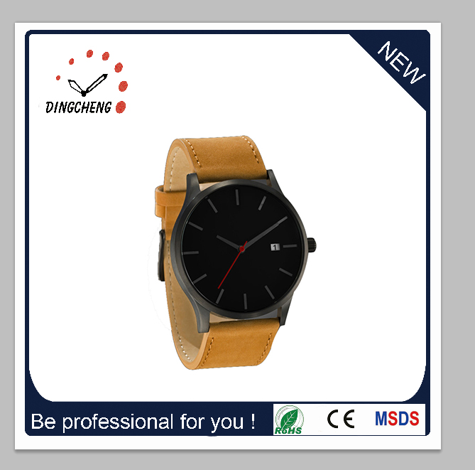 High End Quartz Stainless Steel Watch