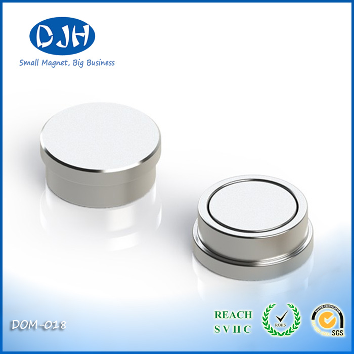 Permanent Sintered Neodymium Pot Magnet for Training