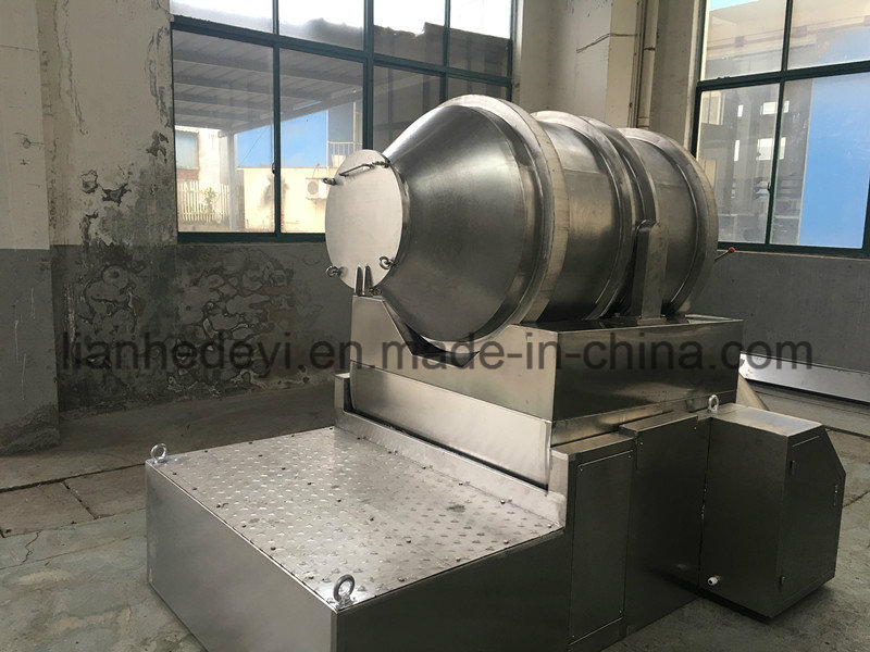 Huge Volume Eyh-10000A Two Dimensional Mixer for Solid Materials