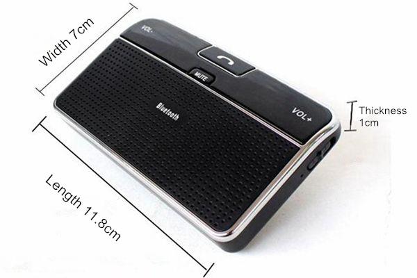 Best Hands-Free Bluetooth Speaker for Car