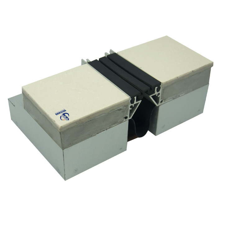 Aluminum Rubber Floor Expansion Joint Material