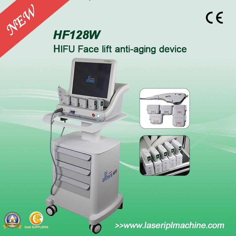 Hf-128 Professional Hifu Face Lifting Equipment