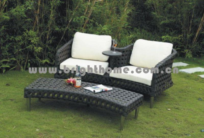 Leisure Garden Sofa Set Wicker Furniture Bl-2331f