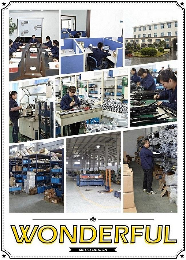 Factory Made Bus Door Lock Series (LL-136A)