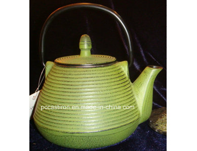 Costomize Cast Iron Teapot 0.4L