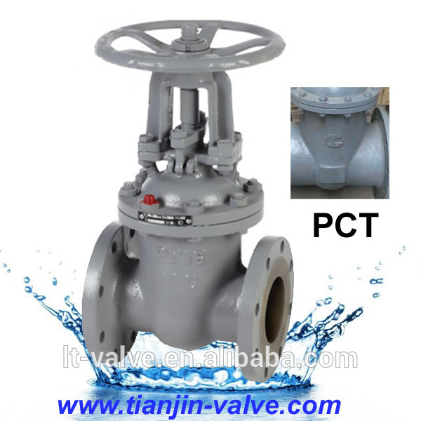 GOST Standard Forged Cast Iron Gate Valve