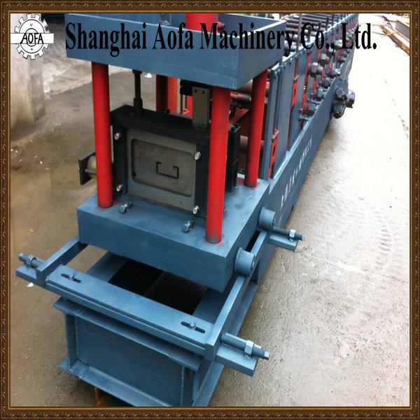 C Channel Steel Roll Forming Machinery (AF-C80-300)