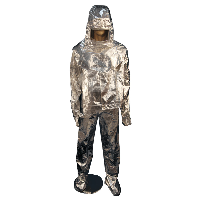 Fireproof Exposure Suit/ Firefighter Uniform