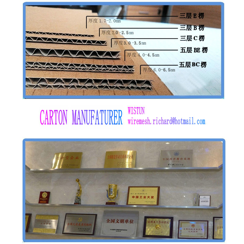 Color Corrugated Carton Package Color Corrugated Carton Package Color Corrugated Carton Package