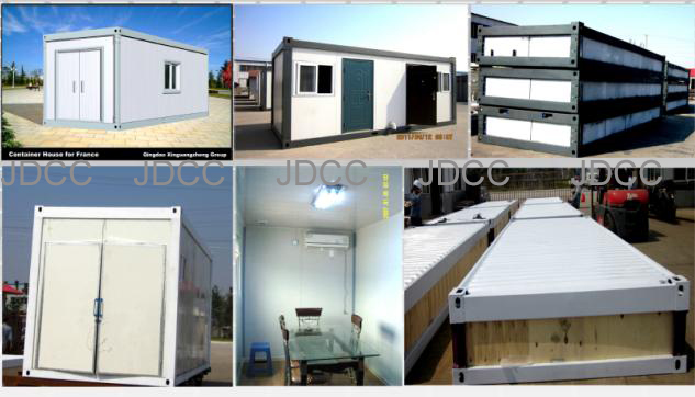 20FT Two Storey Living and Working Container House