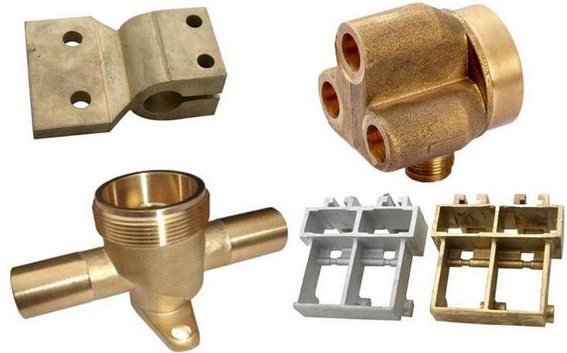 OEM Custom Brass and Bronze Casting Parts