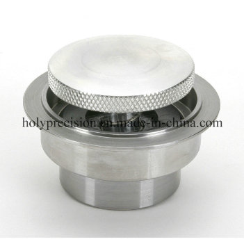 Aluminium Alloy Metal Parts CNC Cuting Turning Milling Machining