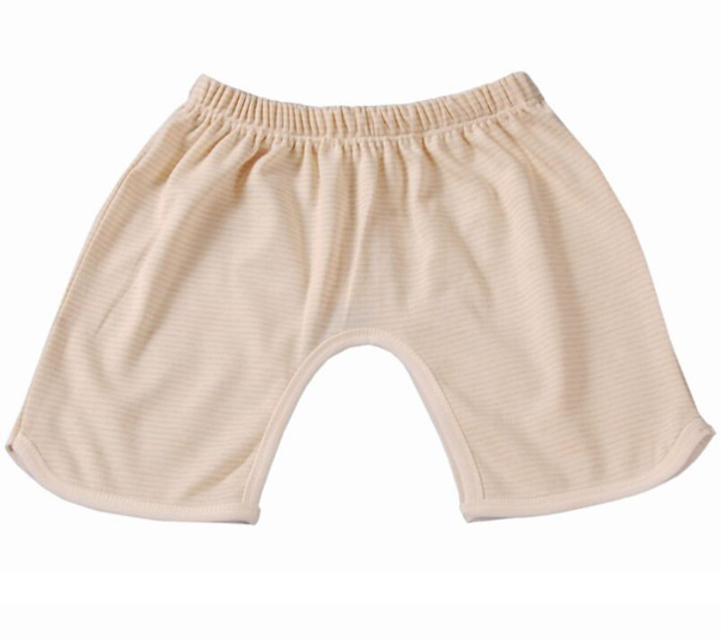 Summer Hot Sale Organic Cotton Baby Short Pants