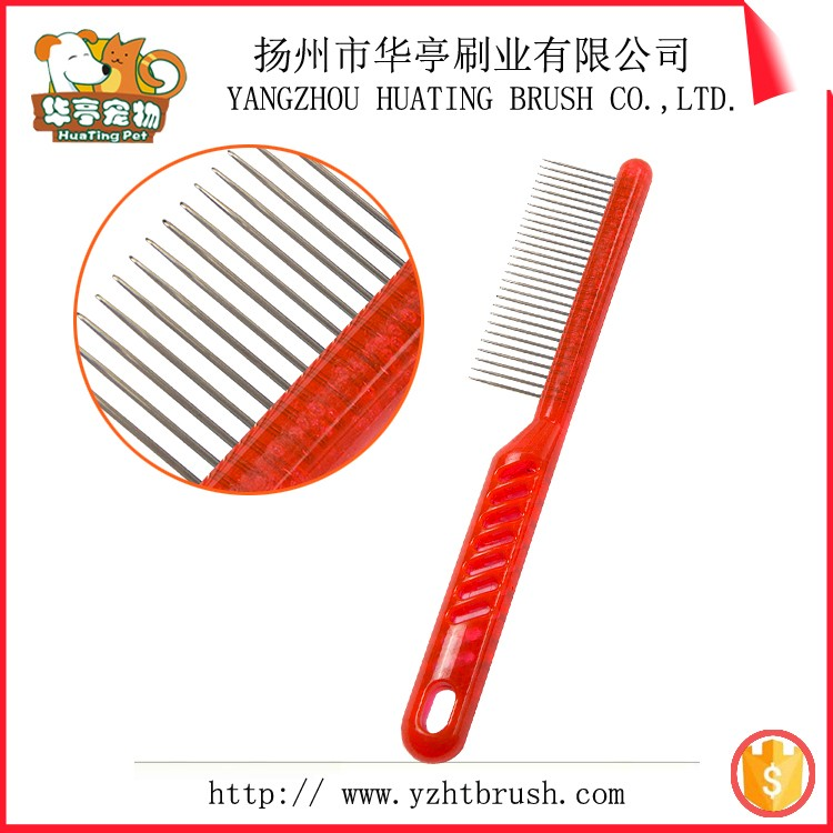 Dog Care Metal Comb