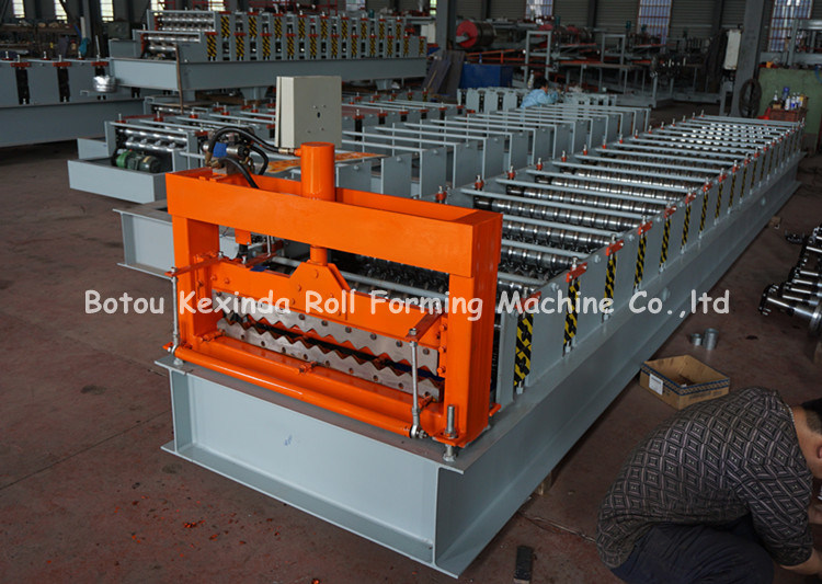 Corrugated Metal Sheet Forming Machinery for Roof