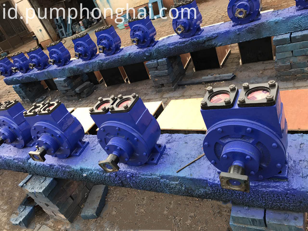 Oil Transfer Pumps Vane