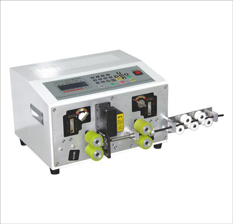 Good Quality High Precision Cutting Stripping Wire Cable Machine (LA-380/LA-380+T)