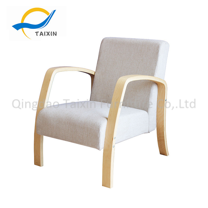Popular Wooden Sofa with Good Quality