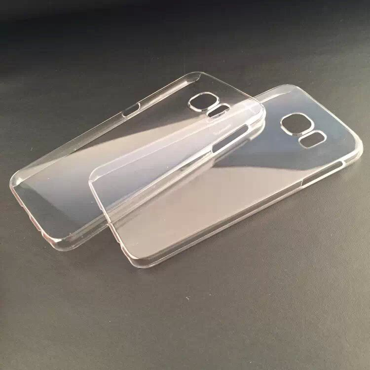 0.5mm Transparent Cell Phone Case for Samsung Galaxy S6 Mobile Case