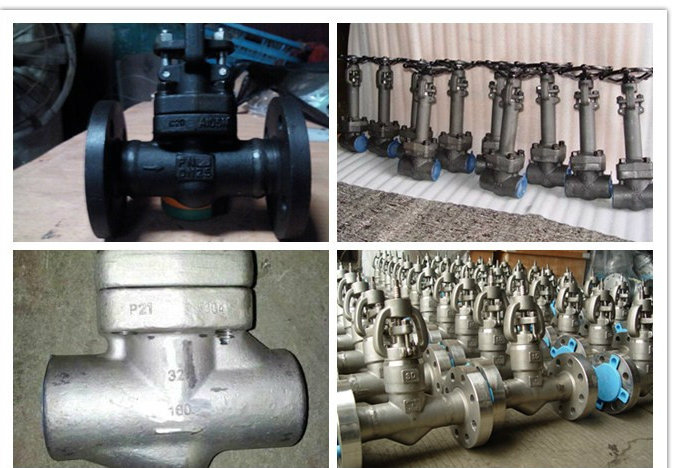 ANSI Soket Welding Carbon Steel Globe Valve with High Quality