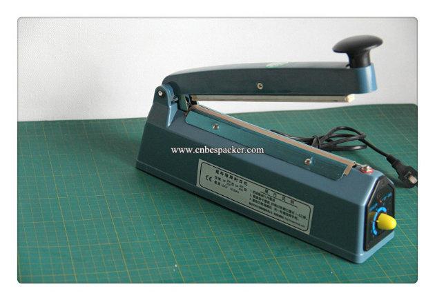 Portable Plastic Hand Packing Aluminum Foil Sealing Machine
