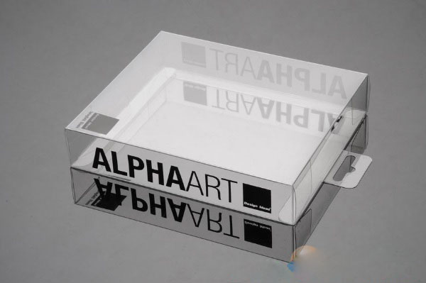 Wholesale Transparent Clear Packaging Box for mobile phone case (HH020)