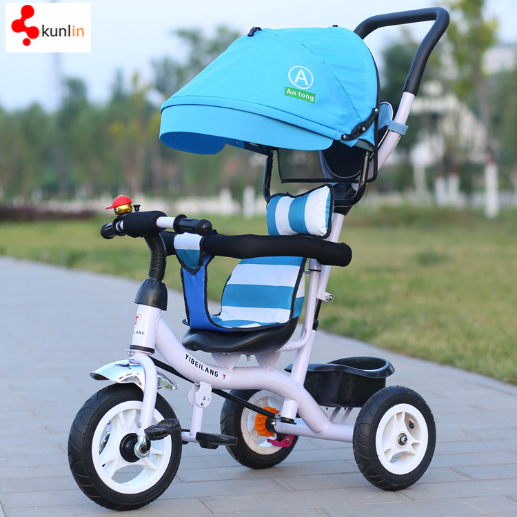 New Popular Style Adjustable Seat Safety Baby Tricycle