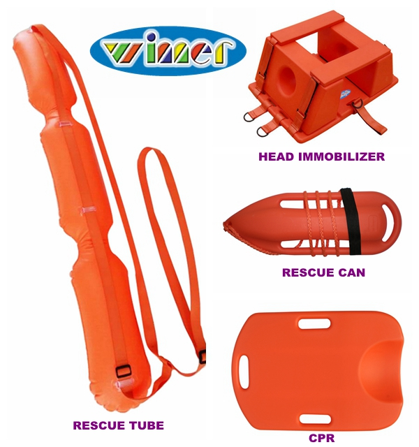 Used for Water Rescue -Rescue Can