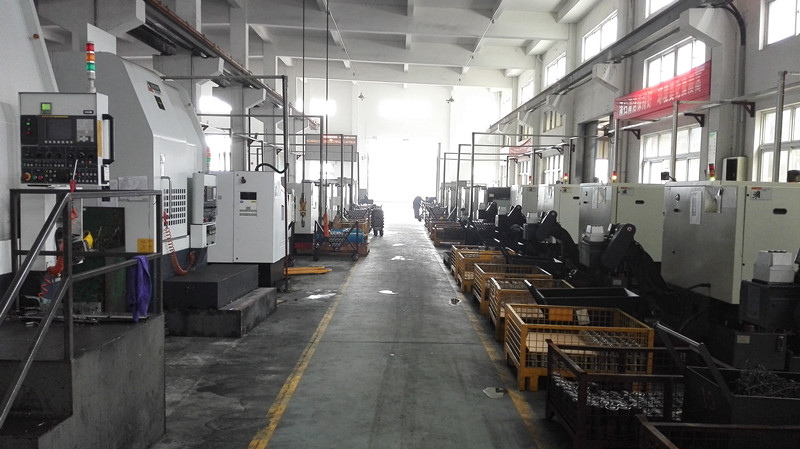 Zinc Coated Sewing Machine Parts