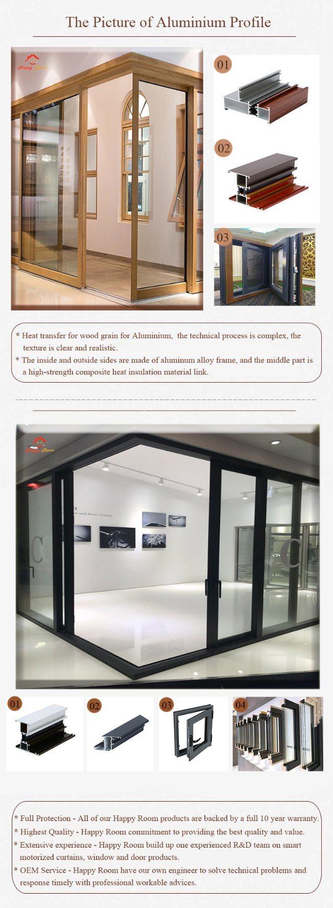 Newest Customized Aluminium Window/ Aluminum Window for Office