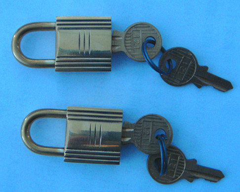All Copper Padlock, All Brass Padlock, Brass Lock Al-30