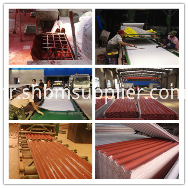 Soundproof Roof Tile