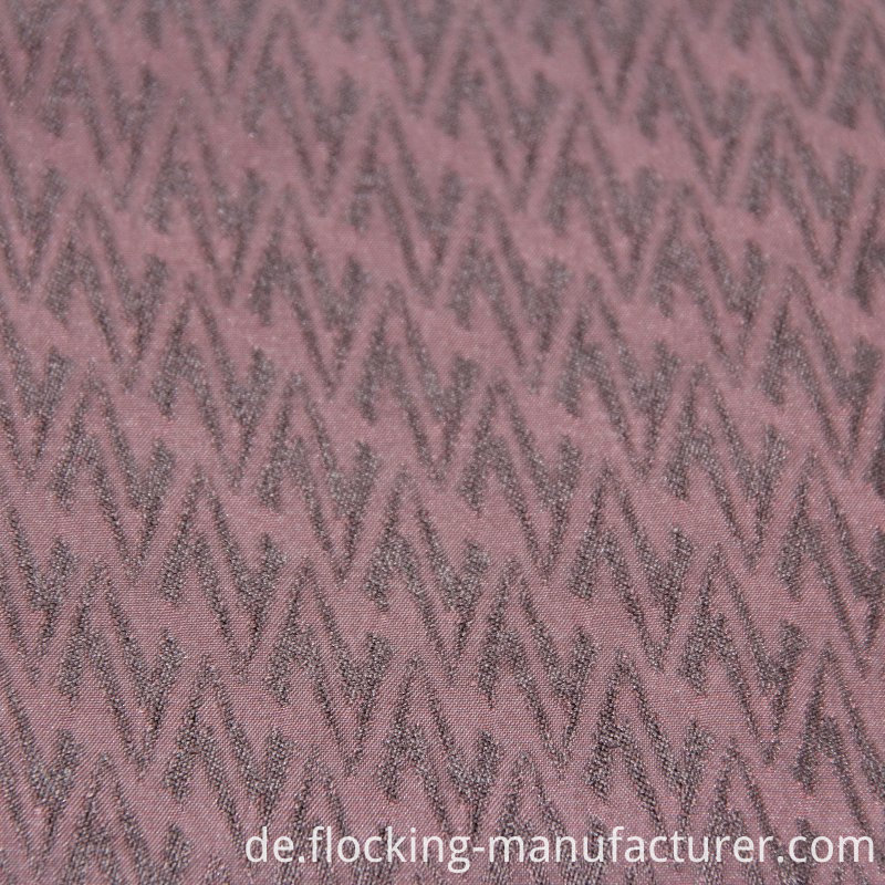 Double Layer Jacquard Garment Fabric for Parka Garment