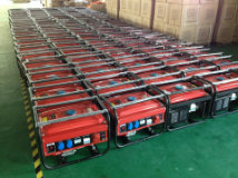 Gasoline Generator with 100% Copper Wire, with Wheels and Handle, High Quality But Competitive Price