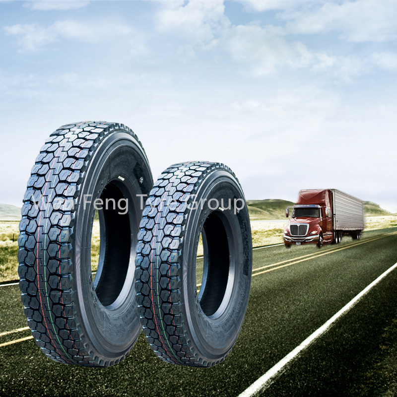 High Quality Tire, TBR Truck Tyre From China Manufacture