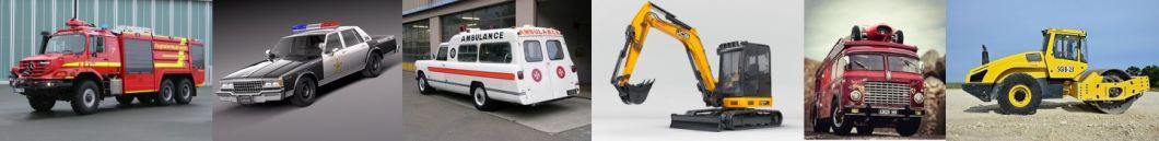 Flashing LED Strobe Mini Light Bars for Emergency Vehicle