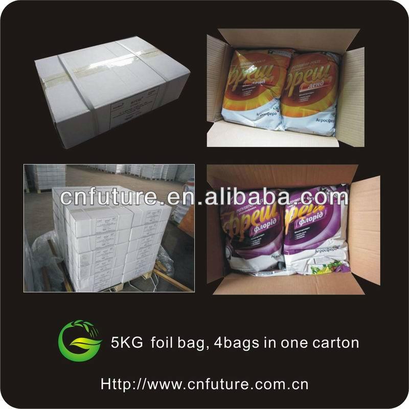 Organic Micronutrients EDDHA Fe6 Fertilizer