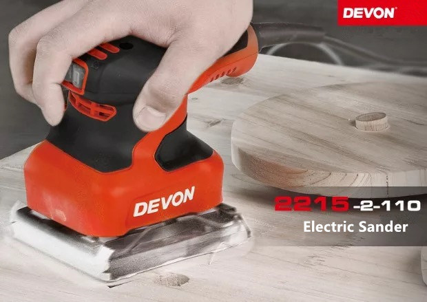 125W Electric Sander 120-240V 50/60Hz