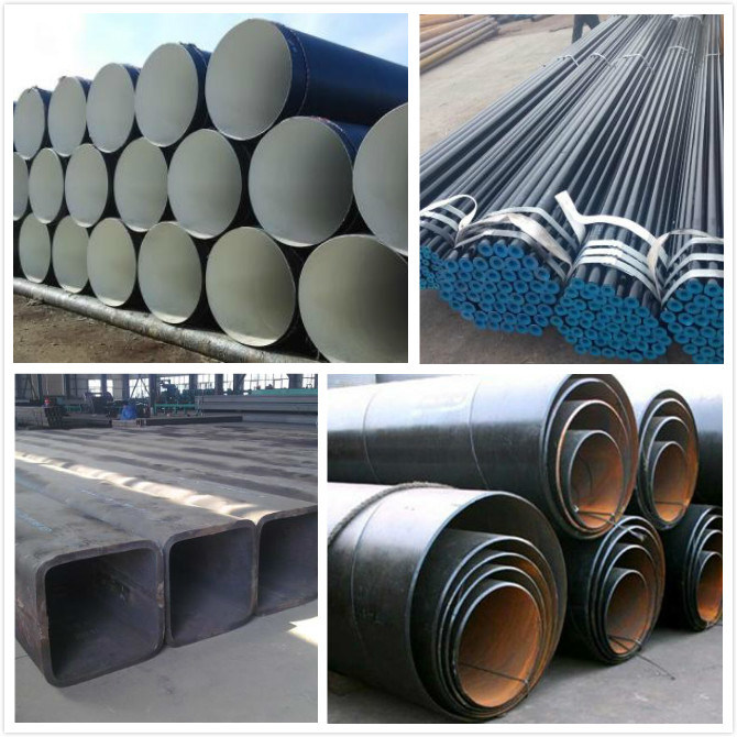 China 4 Inch Steel Gal Threaded Tubes with Couple